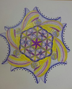 Astos mandala