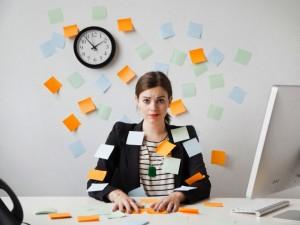stresas darbe